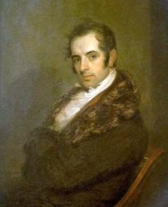 Washington Irving, 1783-1859