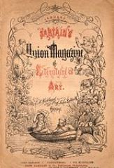 Poe's Annabel Lee was first published in Sartain's Union Magazine, Philadelphia, January, 1850.