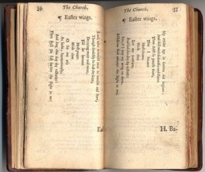 Easter Wings by George Herbert 1633