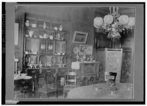 Twain's dining room
