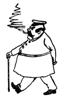 The keeper came to try and help Jim (from Cautionary Tales for Children, by Hilaire Belloc).