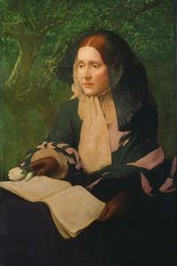 Julia Ward Howe by John Elliott (1858 - 1925)