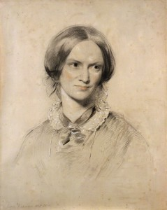 Charlotte Brontë by George Richmond, chalk, 1850 (NPG 1452) © National Portrait Gallery, London Creative Commons License