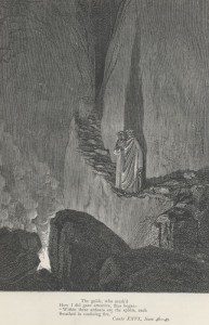 Gustave Doré, Canto 26 www.gutenberg.org
