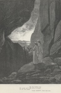 Gustave Doré, Canto 34 www.gutenberg.org