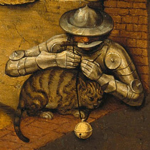 Belling the Cat by Pieter Bruegel