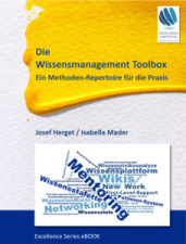 Wissensmanagement Toolbox Cover