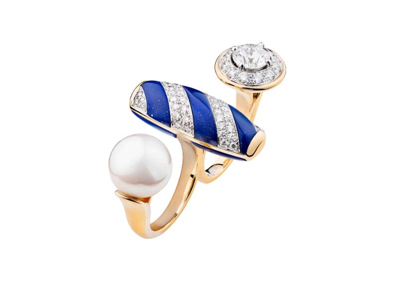 Chanel Escale à Venise VOLUTE VENITIENNE RING