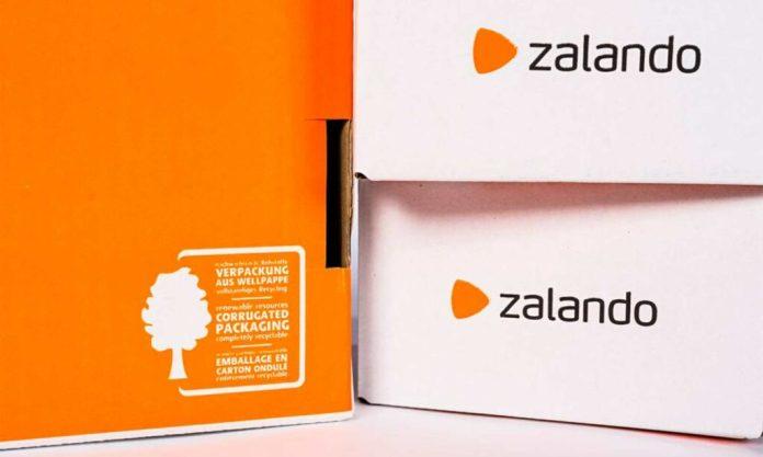 Zalando Sustainability Packaging