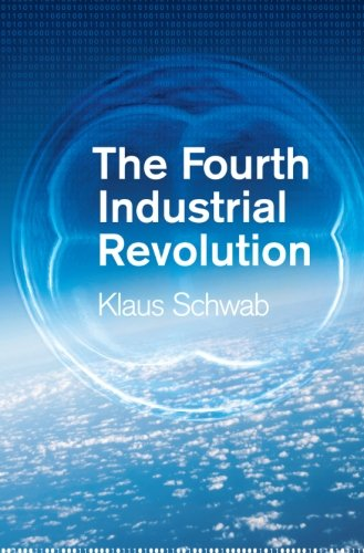 The Fourth Industrial Revolution Book Cover