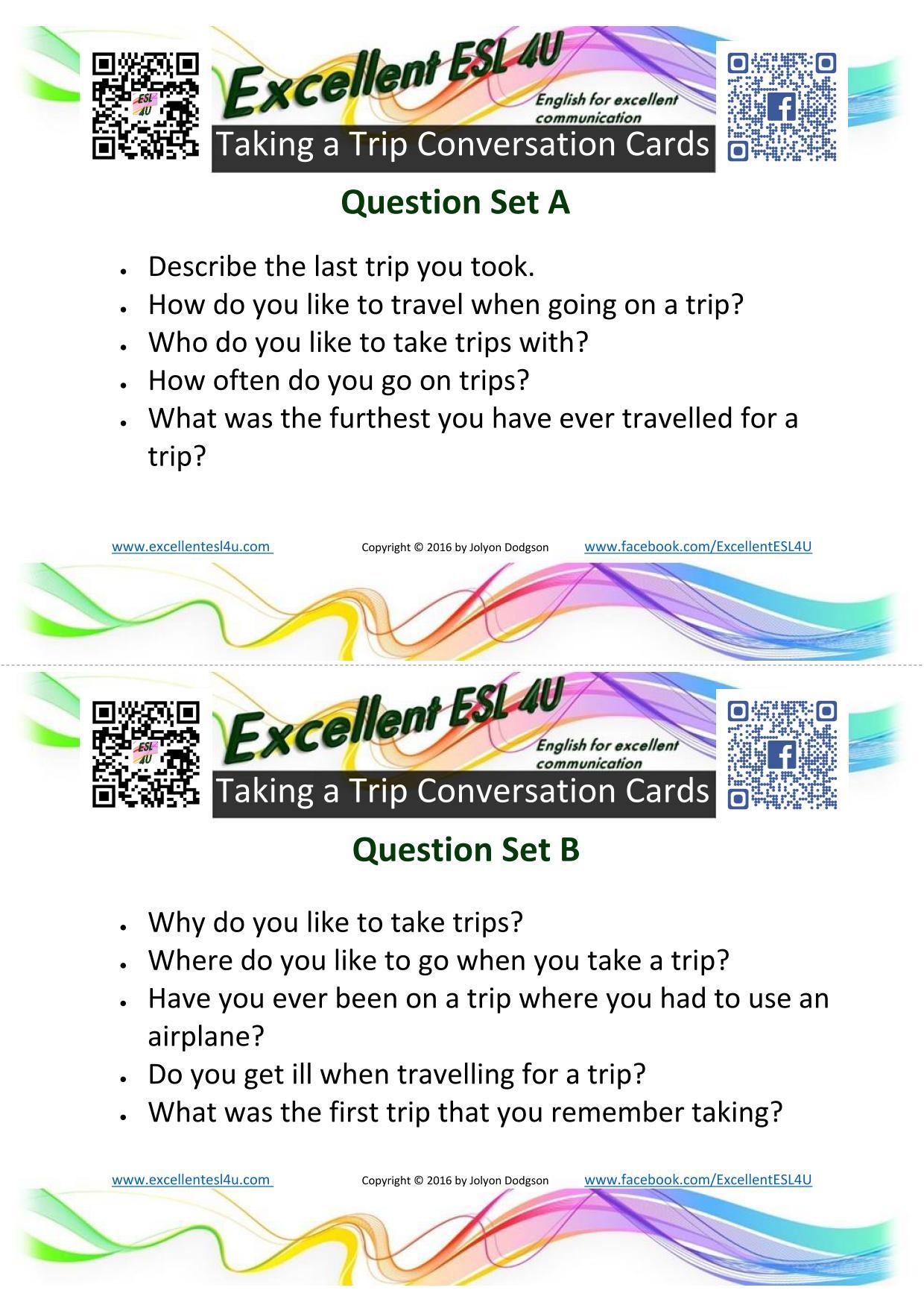 Esl Worksheet Conversation