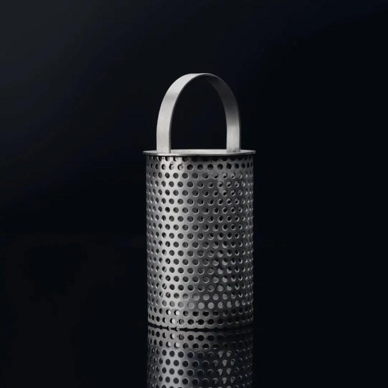 Fabricated Metal Basket