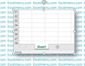 Excel sheets for Beginners