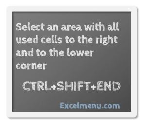 Select all cells