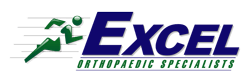 Excel Orthopaedic Specialists Logo