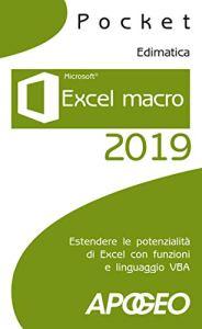 Excel macro 2019