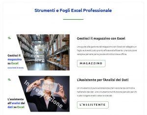 strumenti di Excel professionale