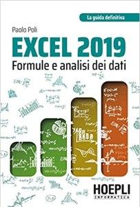 Excel 2019 Formule analisi dati