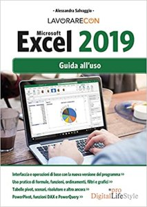 Excel 2019 guida all'uso