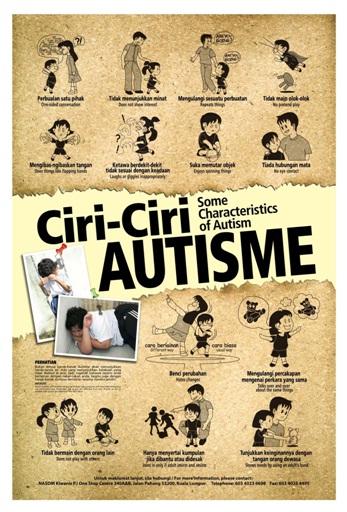 Ciri-ciri Autisme