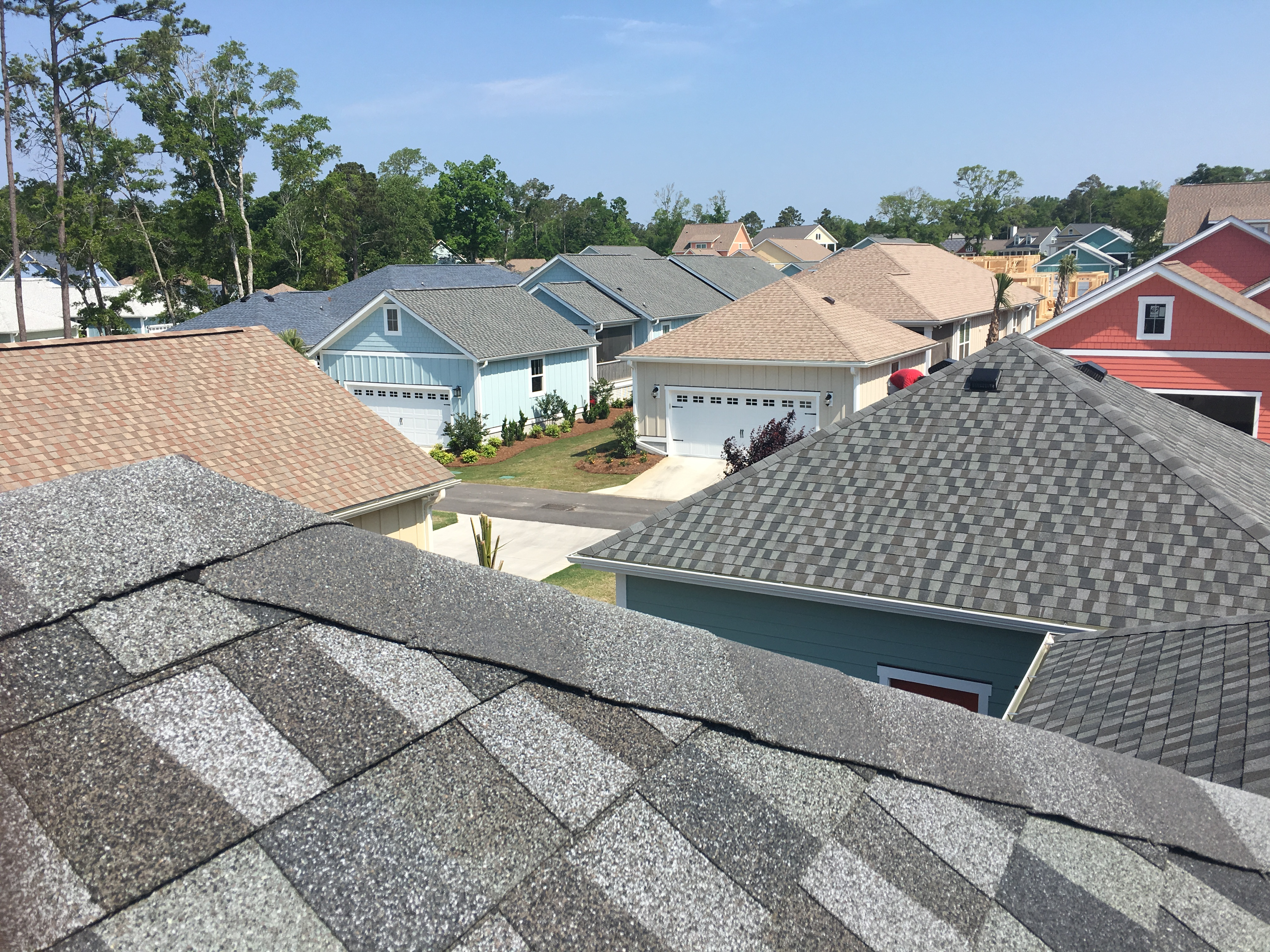 excel roofing company
