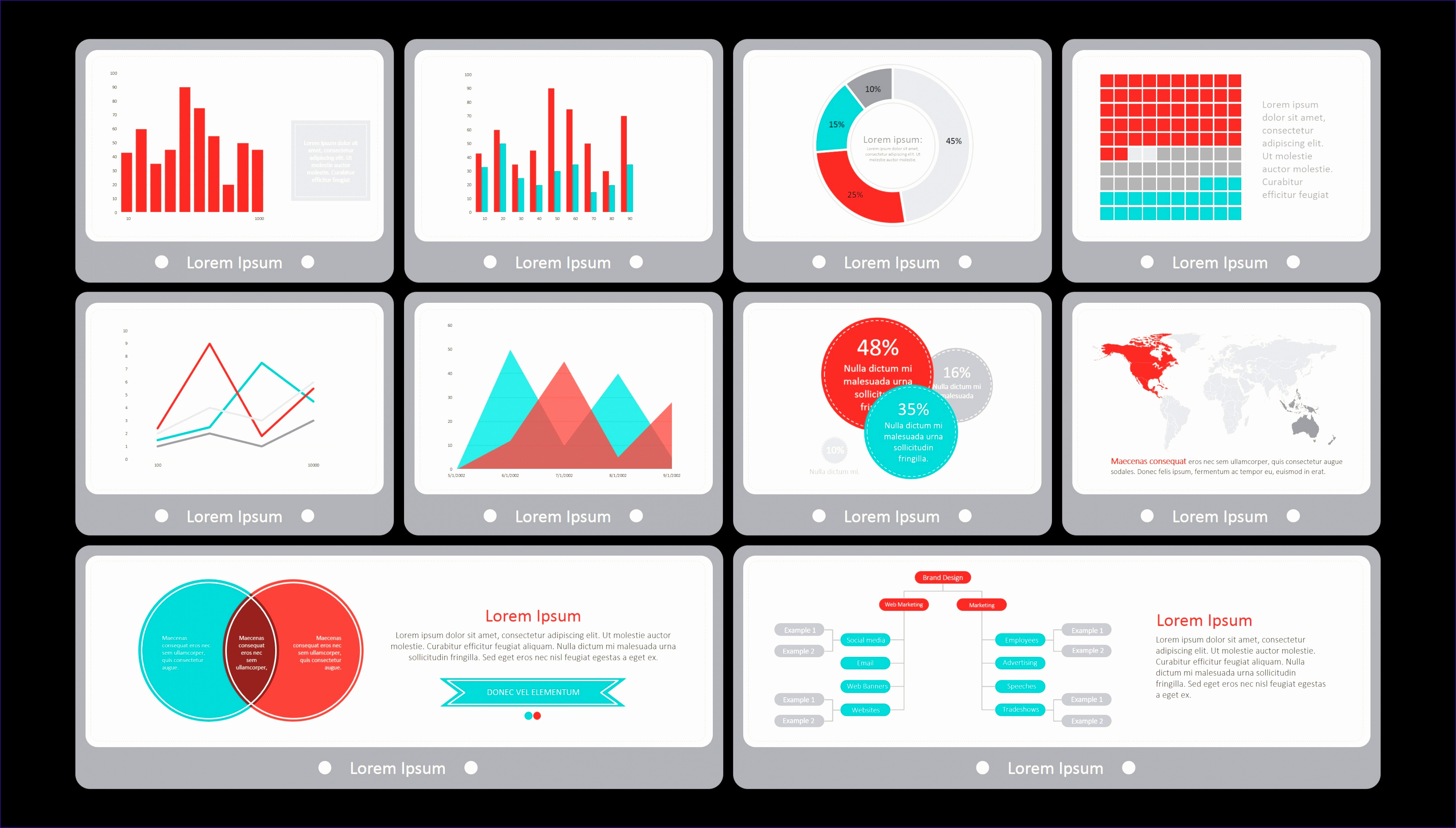 12 Excel Financial Dashboard Templates