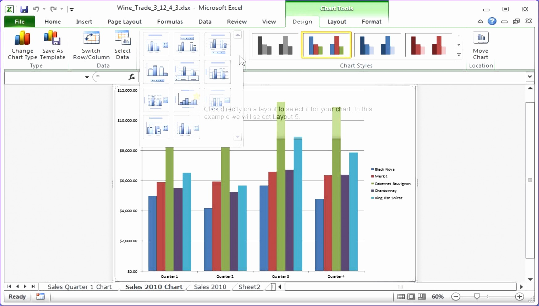 10 Excel Macro Enabled Template