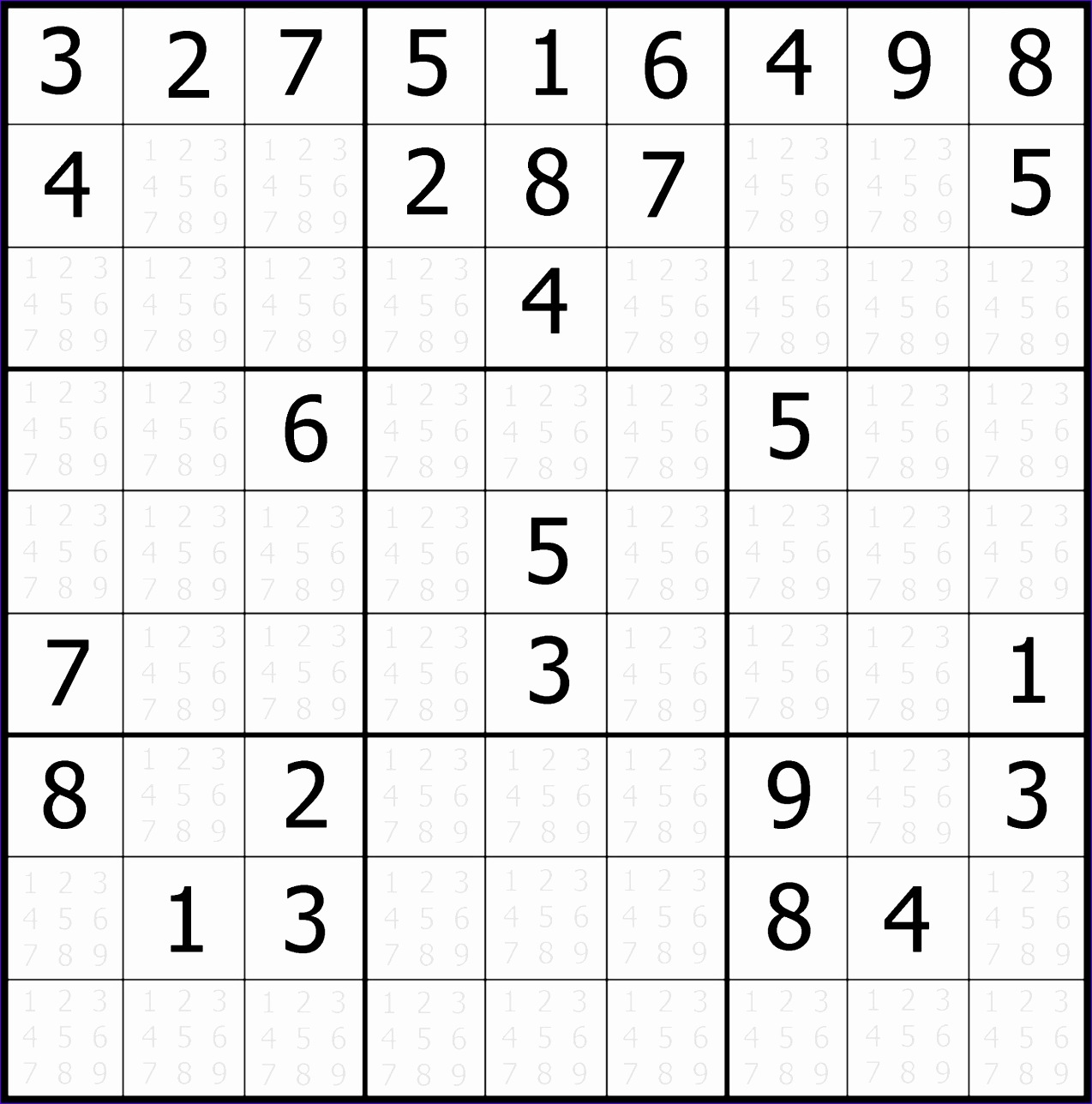 14 Excel Sudoku Template