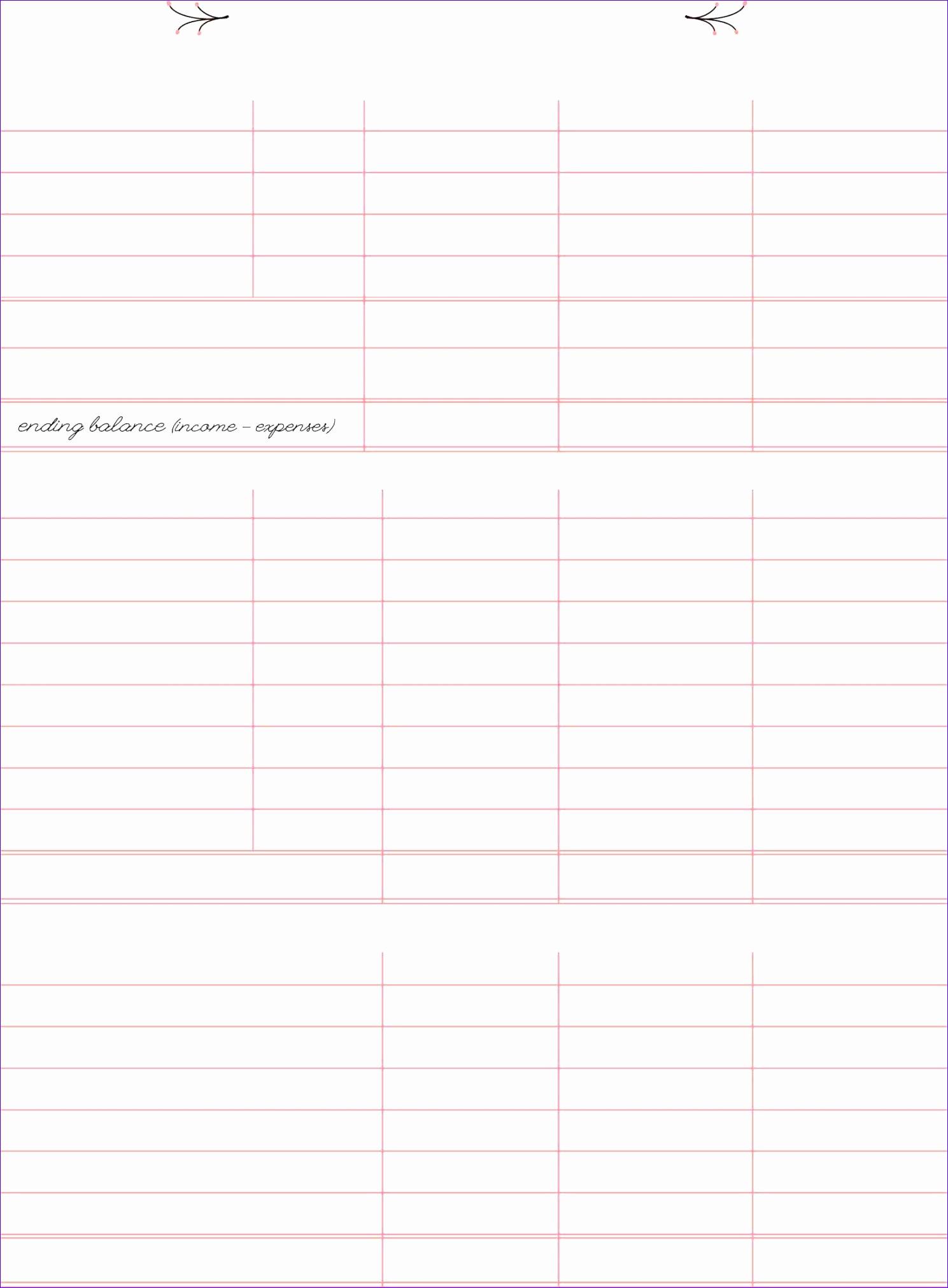 9 Histogram Template Excel