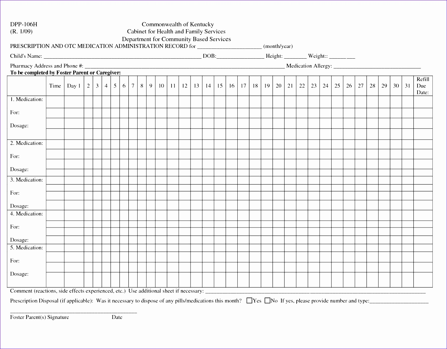 Accounting Worksheet Example With Adjustments