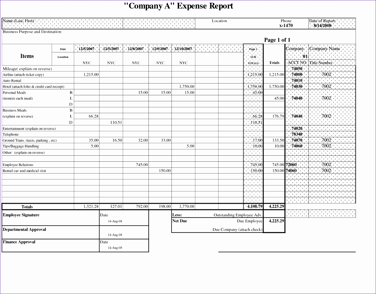 8 Ms Excel Sales Commission Tracker Template