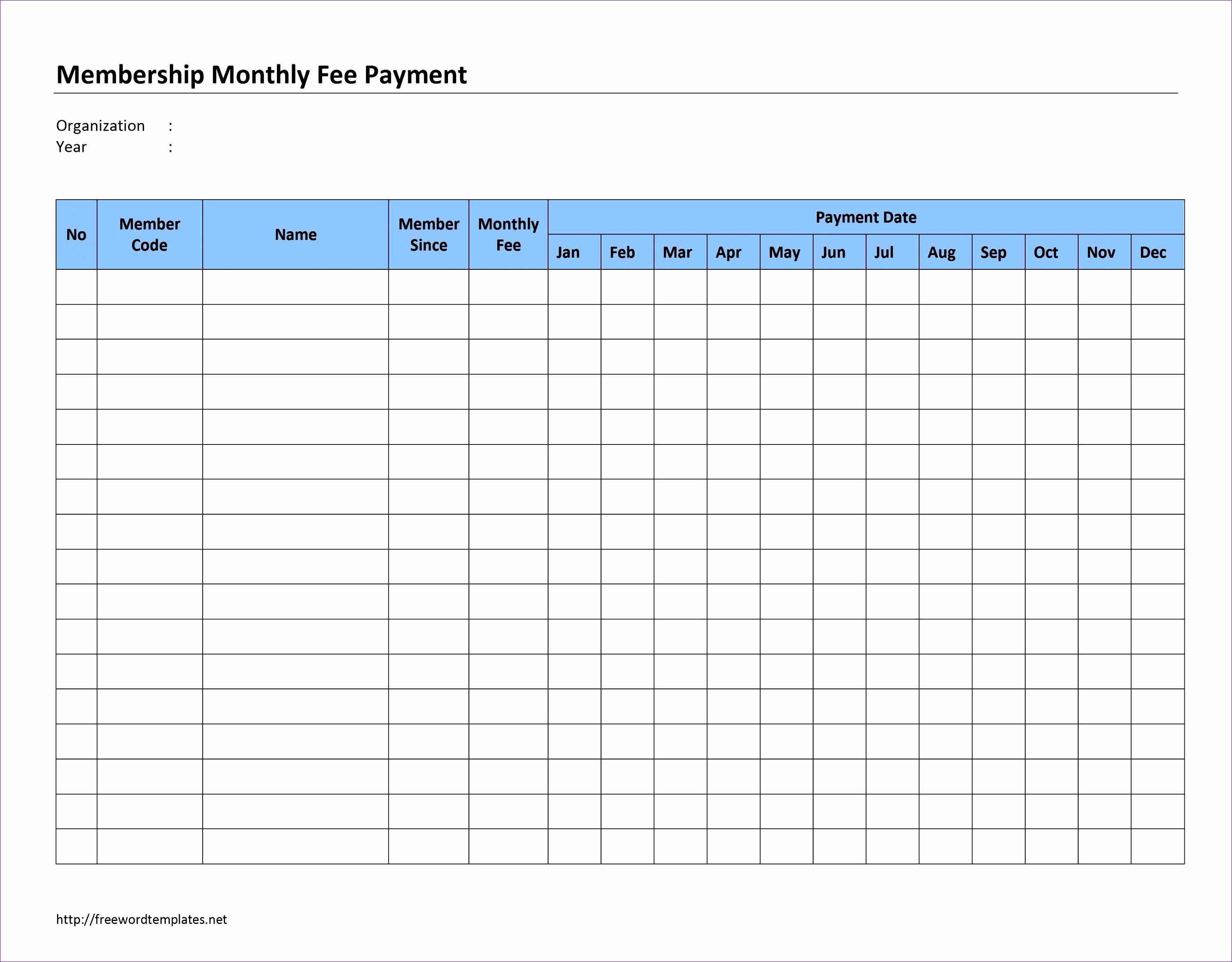 8 Payroll Slip Template Excel