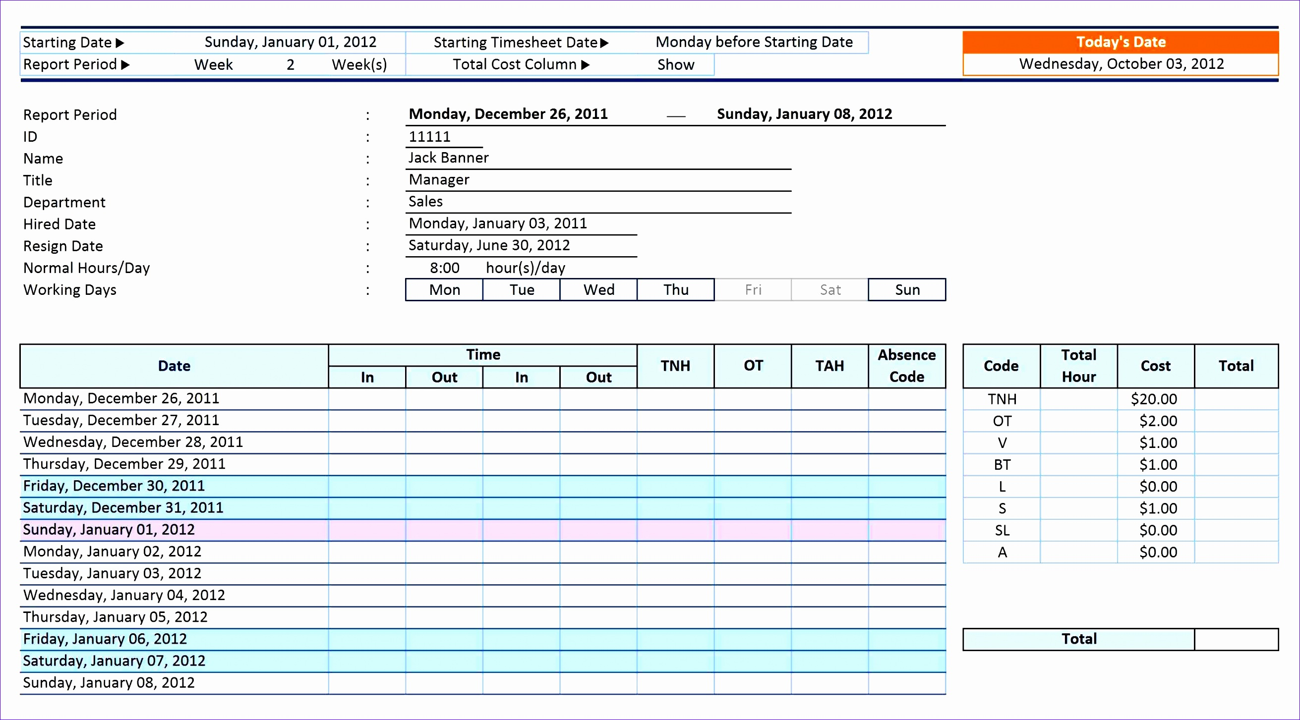 11 Weekly Sales Tracking Template In Excel