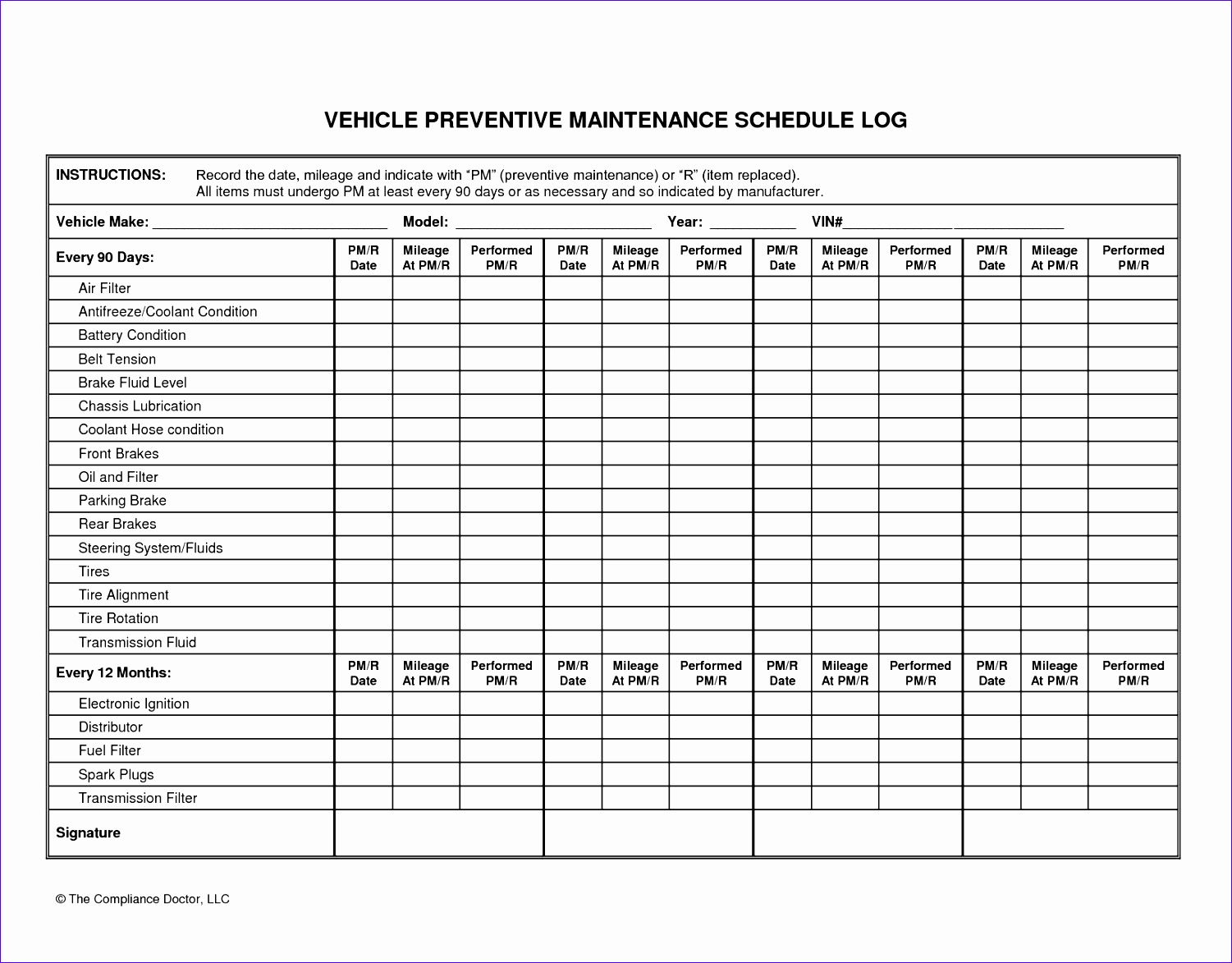 12 Excel Annual Budget Template
