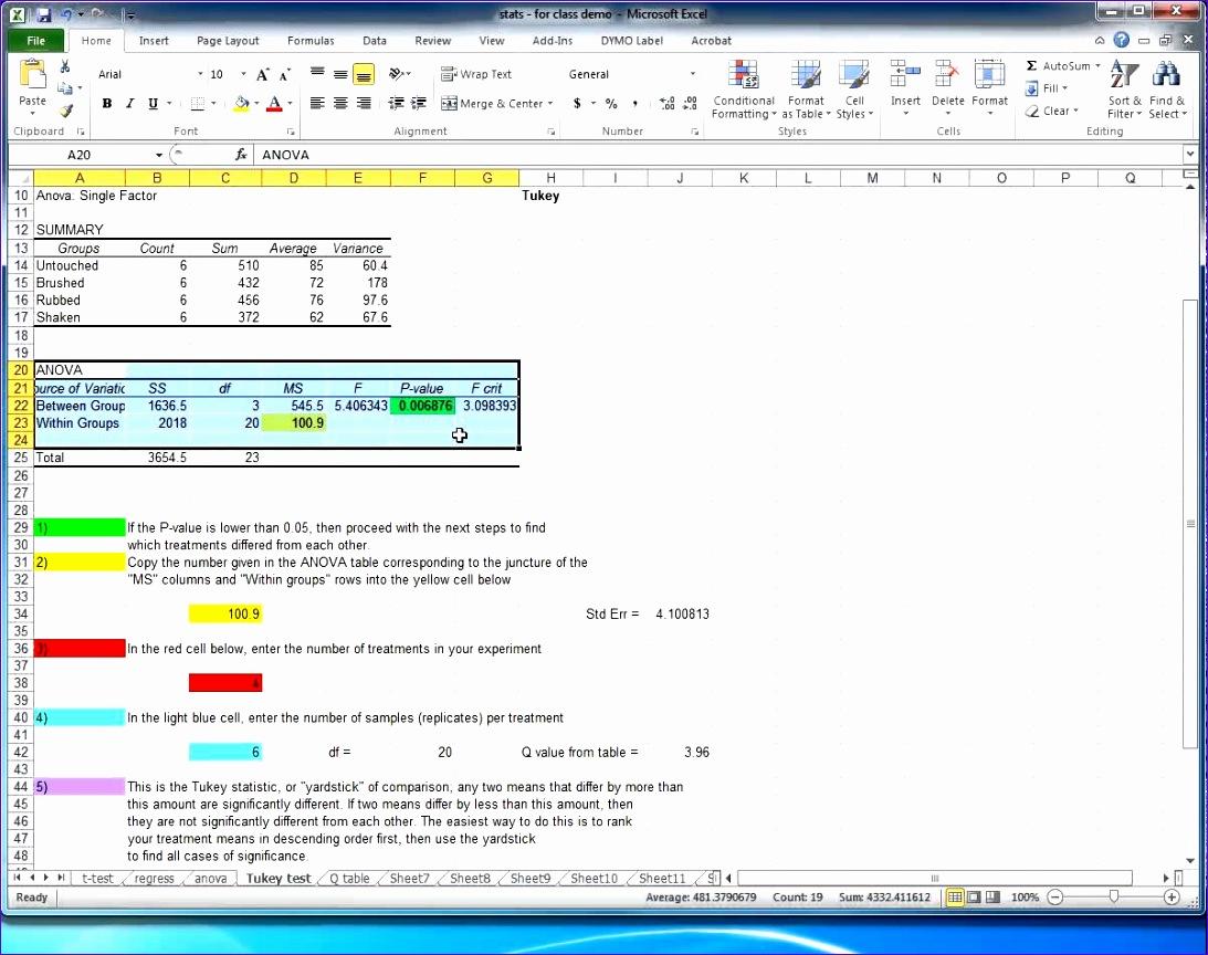 5 Excel Default Template