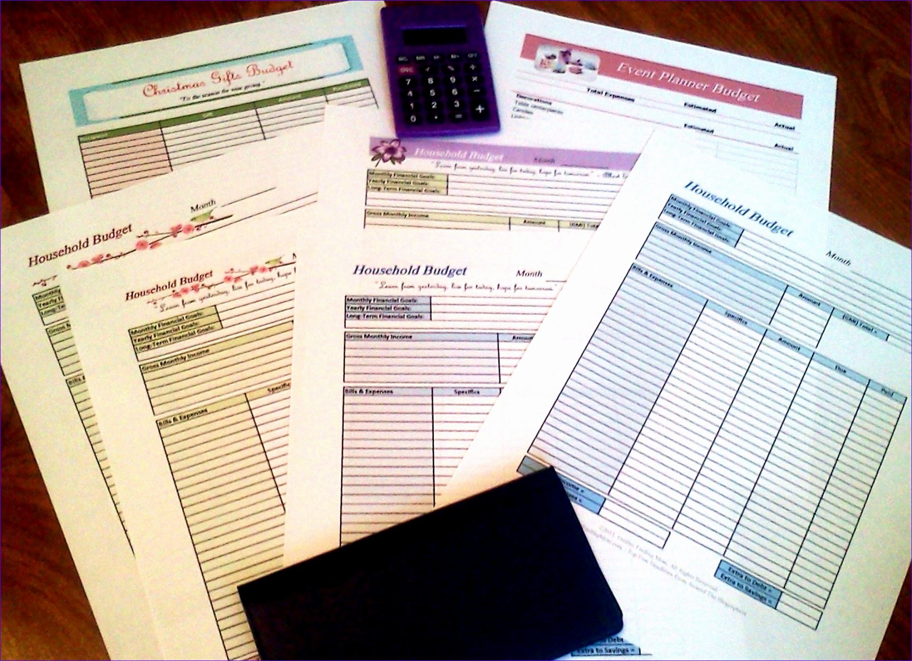 7 Excel Paycheck Template