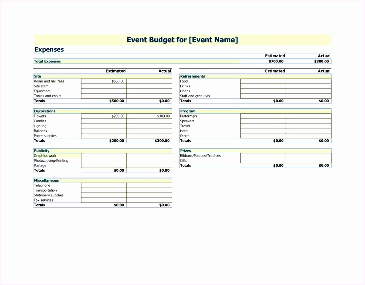 12 Excel Spreadsheet Template For Small Business