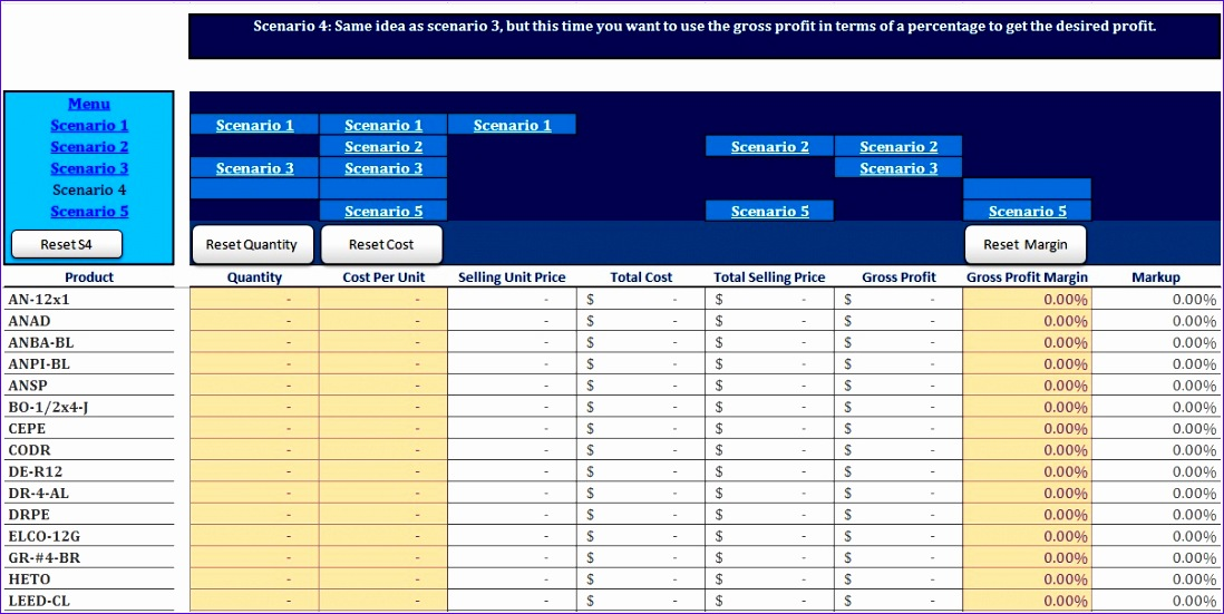 5 Follow Up Excel Template ExcelTemplates ExcelTemplates