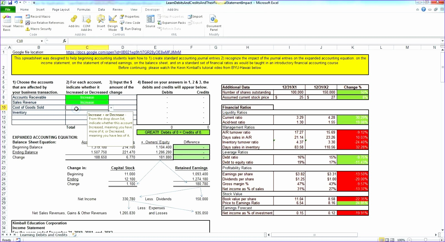 6 Free Excel Inventory Templates