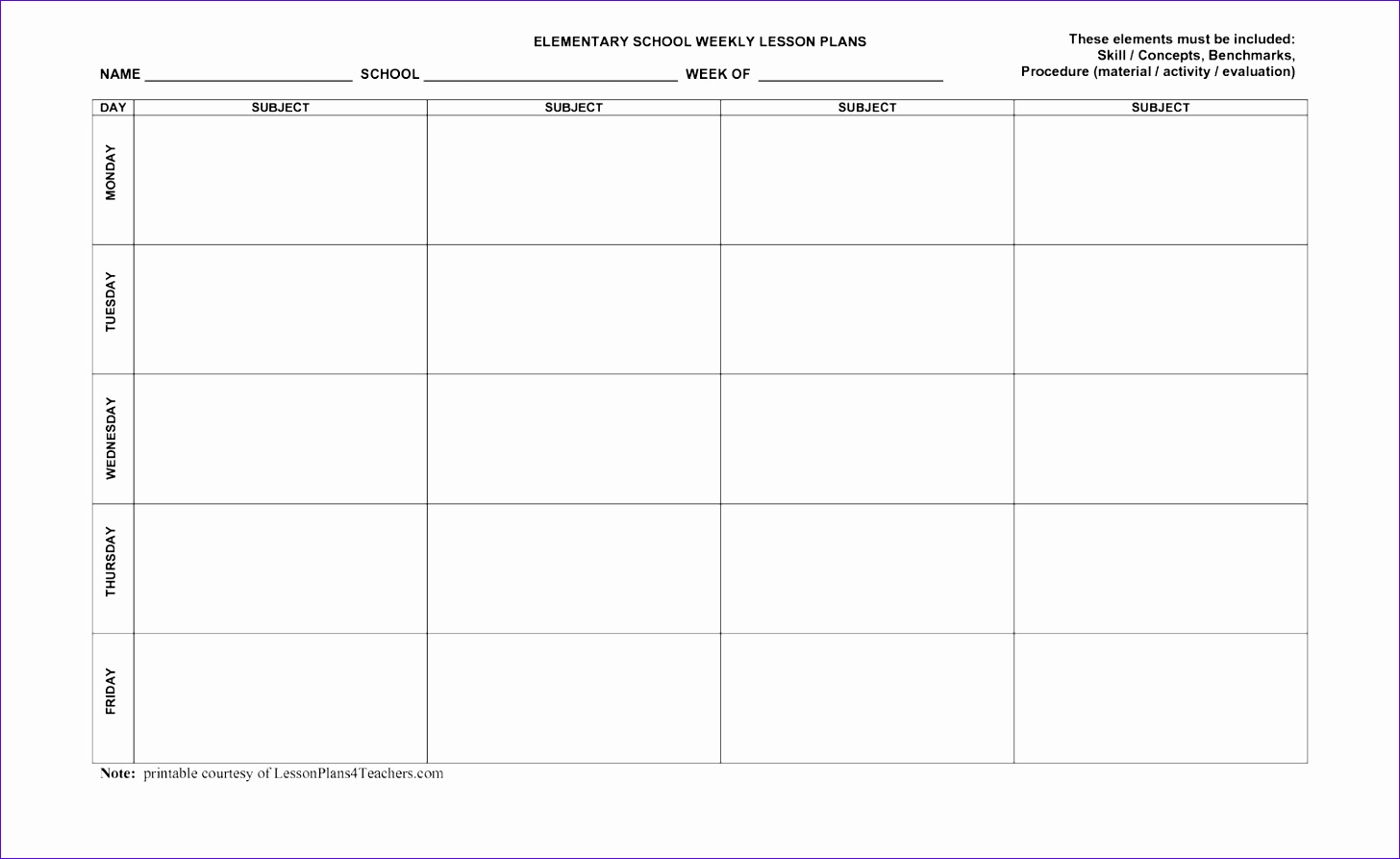 12 Holiday Excel Template