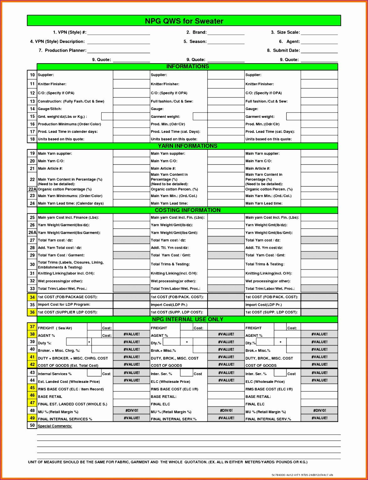 10 Meeting Agenda Excel Template