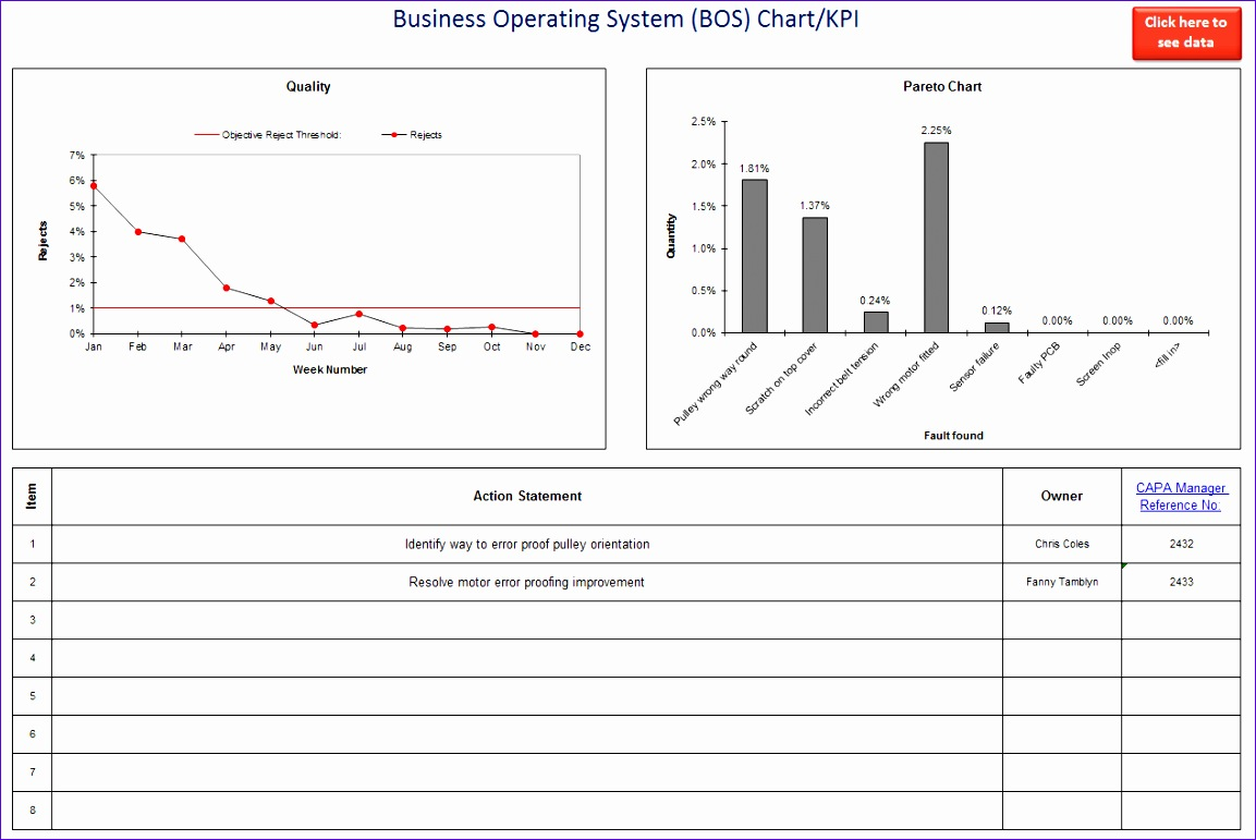12 Organization Chart Template Excel