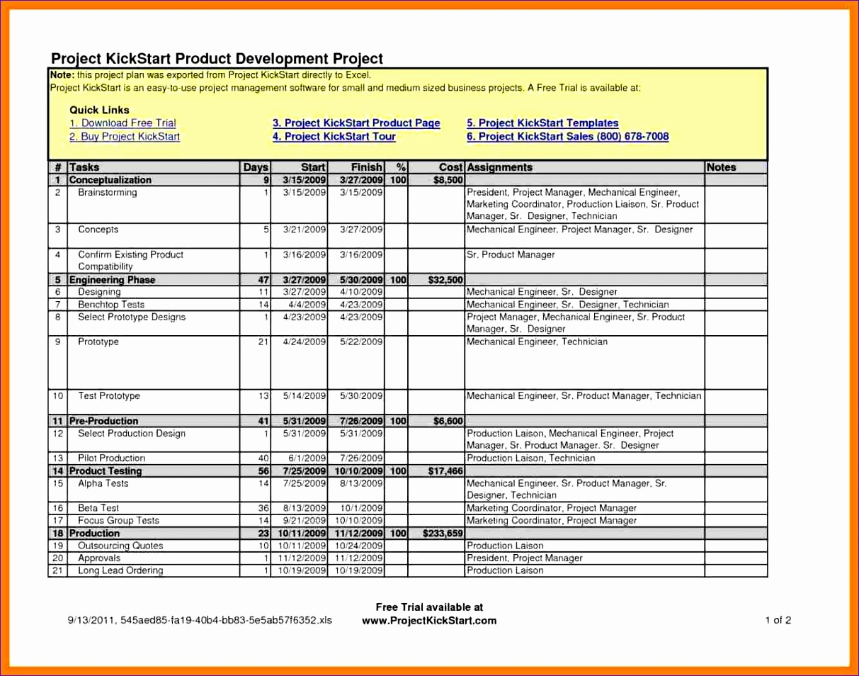 12 Payment Schedule Template Excel