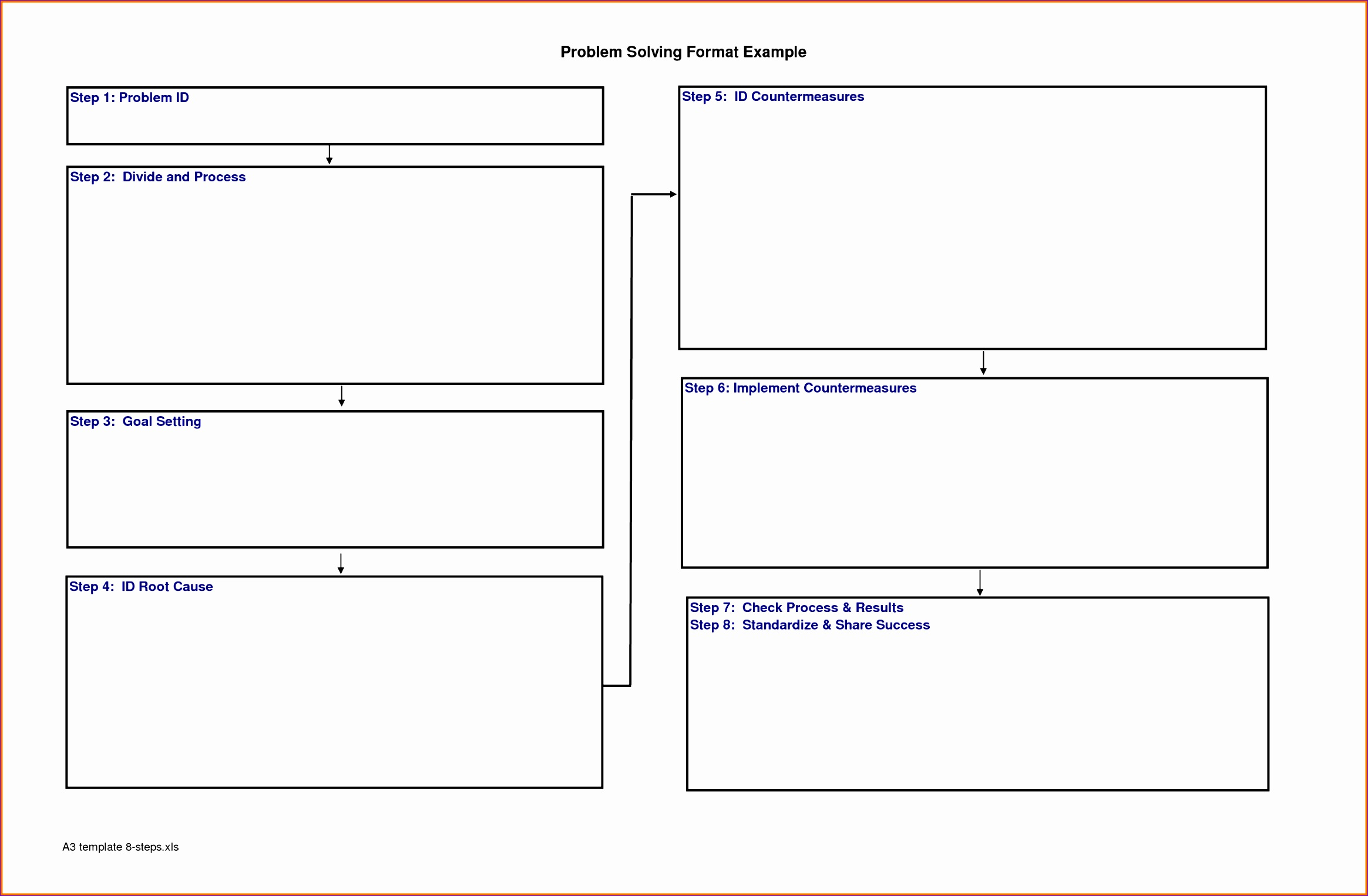 6 Recipe Template For Excel