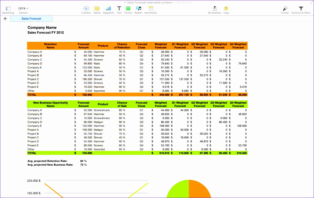 12 Simple Excel Budget Template Free