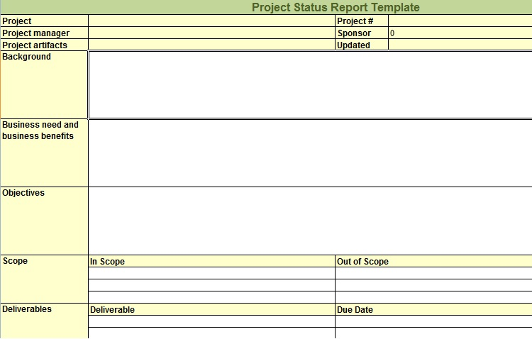 Expenditure Report Template Free Excel Expense Report Template – Expenditure Report Template