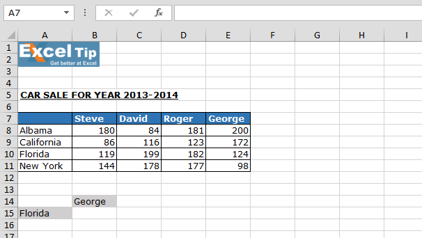 How To Use Vlookup And Match Formulas In Excel