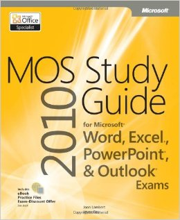 Mos 2013 Study Guide For Microsoft Excel Pdf
