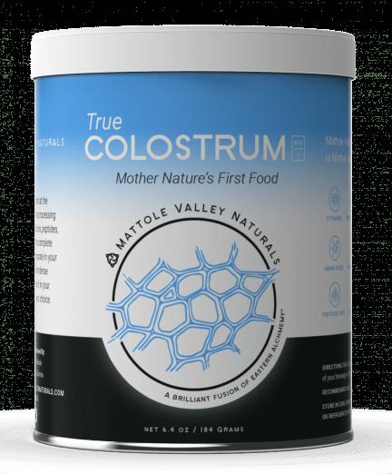 True Colostrum