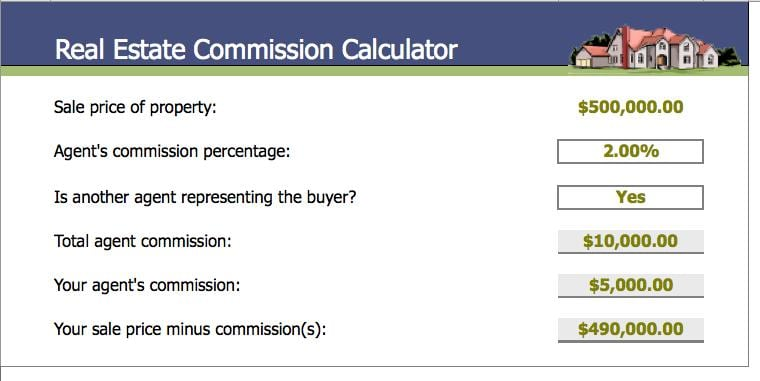 comission calculator